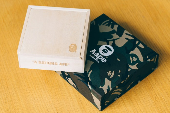 Celebrate Mid-Autumn Festival in Style With These A Bathing Ape Mooncakes