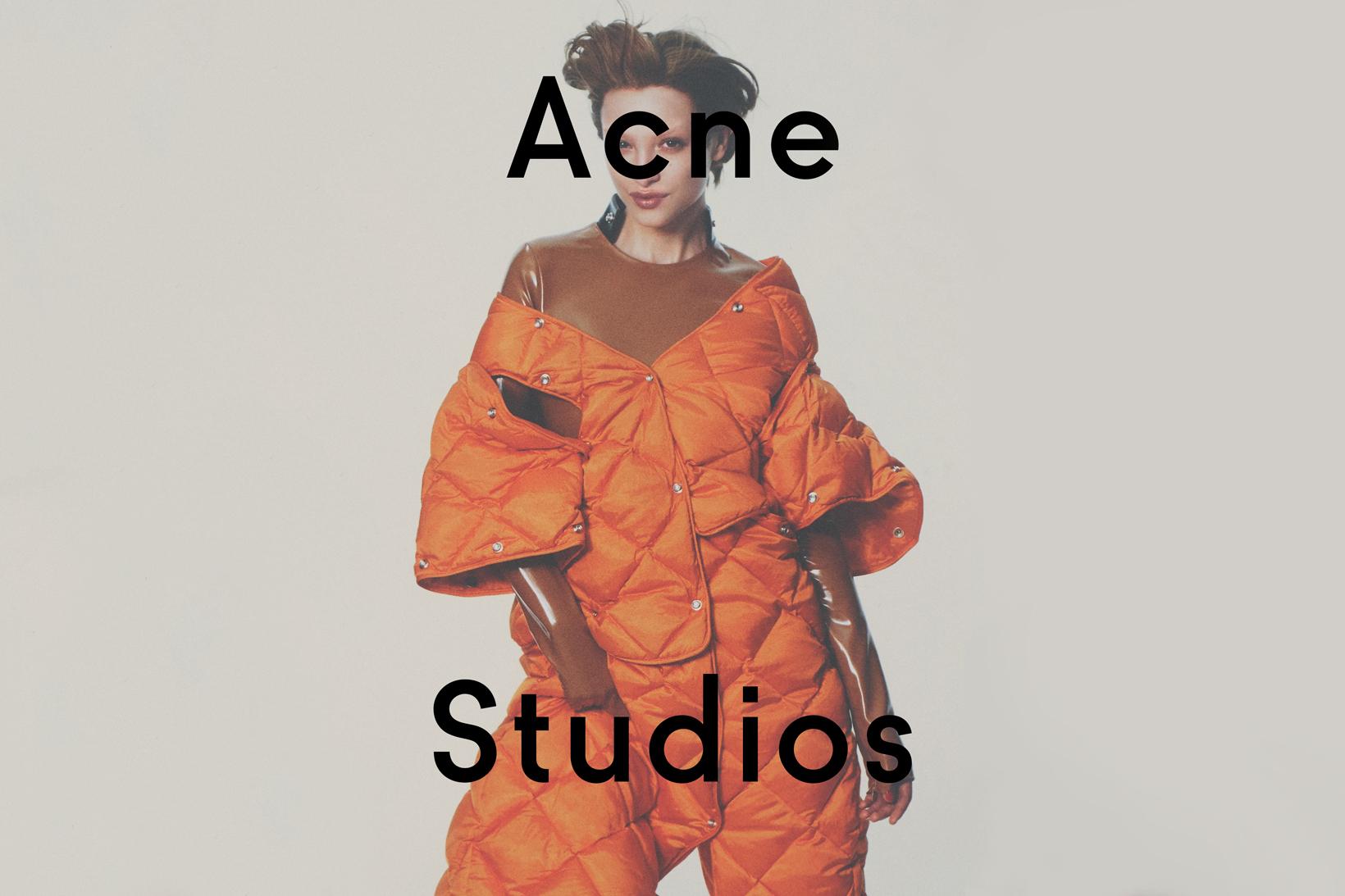 David Sims to Shoot Acne Studios 2016 Fall Winter Campaign   HYPEBEAST