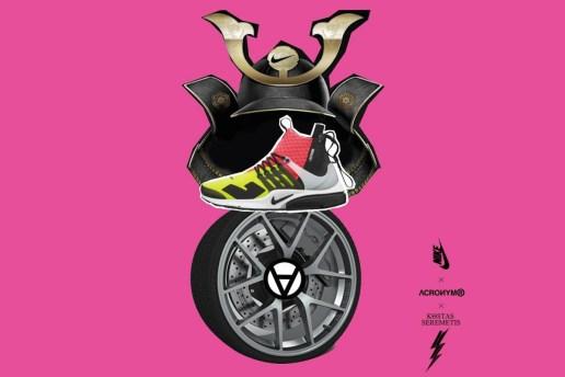 The ACRONYM x NikeLab Air Presto Mid Is Releasing Tomorrow