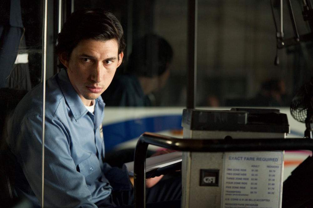 Adam Driver Stars in Jim Jarmusch's New Drama 'Paterson'