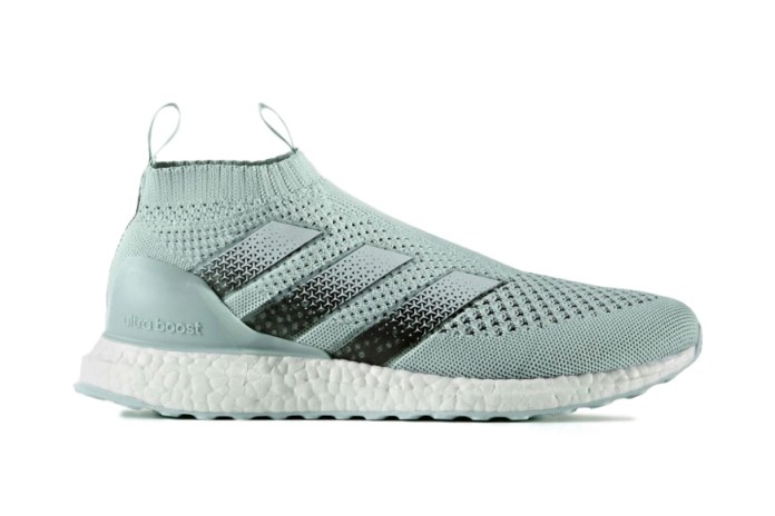 adidas Wraps the ACE 16+ PureControl UltraBOOST in Mint Green
