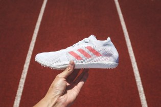 The adidas Adizero Avanti PRIME Gets a Push With BOOST Technology
