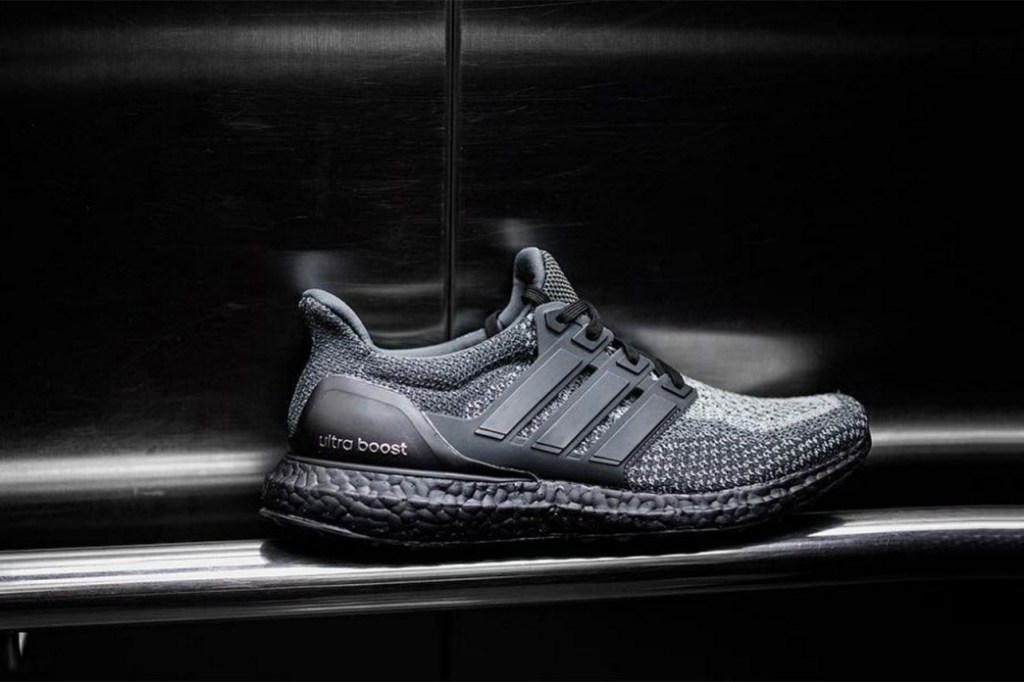 Ultra Boost All Black