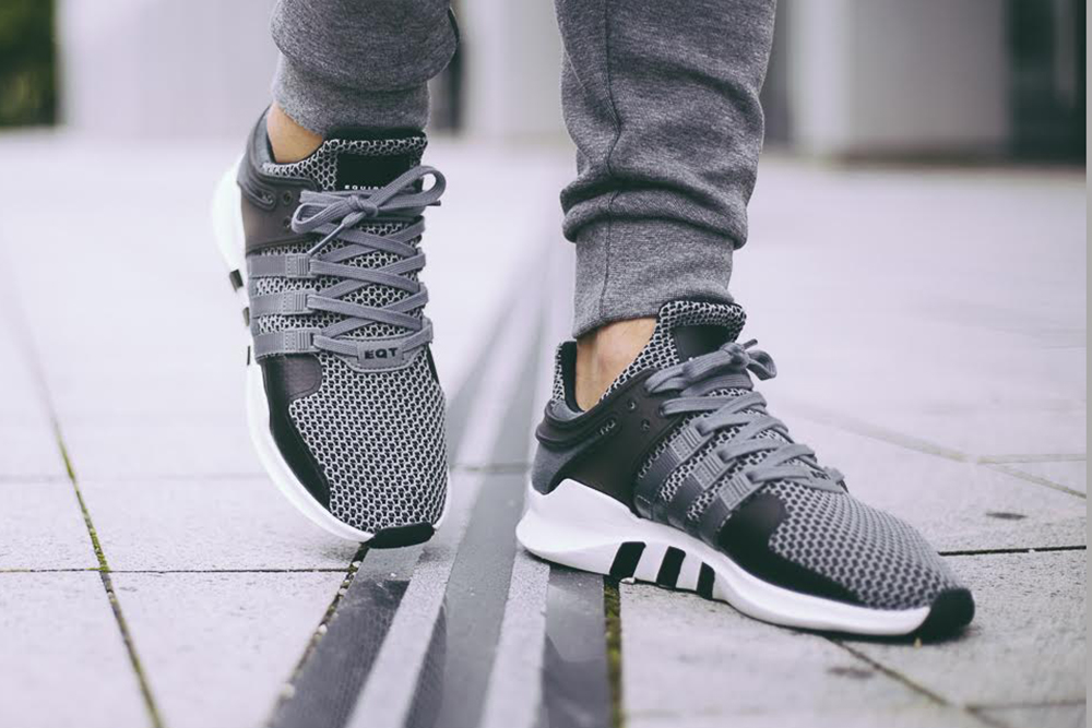 Adidas Eqt Support Ghost Grey