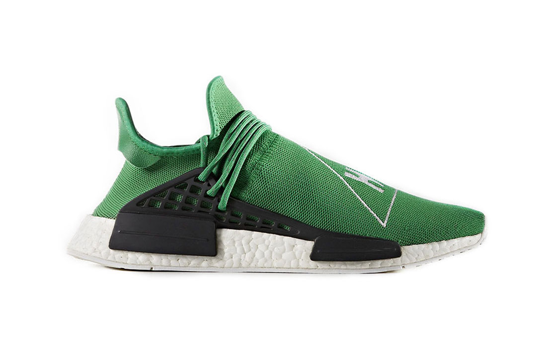 "adidas Originals ""Human Race"" NMD Green"