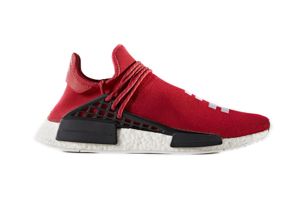 "adidas Originals ""Human Race"" NMD Red"