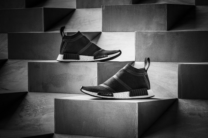 There's a GORE-TEX Version of the adidas Originals NMD CS1 City Sock Coming Soon