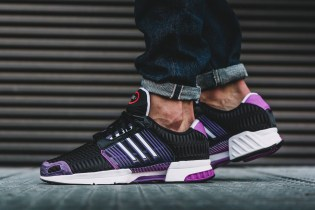 """adidas Originals Releases the Climacool 1 in """"Shock Purple"""""""