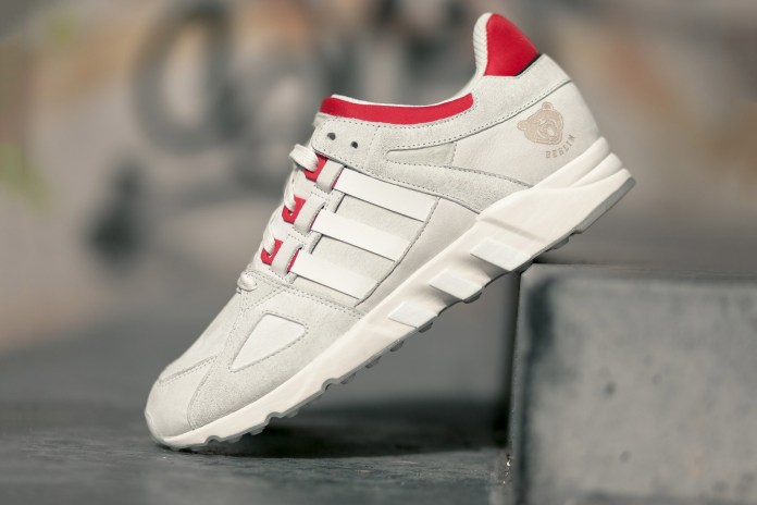 """adidas Originals Celebrates Its Berlin Flagship's 15-Year Anniversary With the EQT Guidance """"Icke-T"""""""