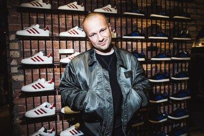 adidas Originals Opens Its First Flagship Store in Moscow