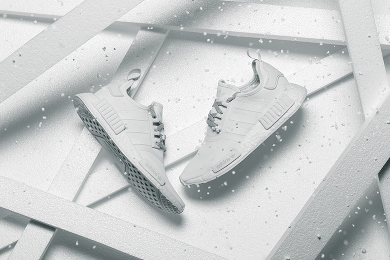 """adidas Originals to Release Limited Edition NMD R1 """"All-White"""" at Culture Kings"""
