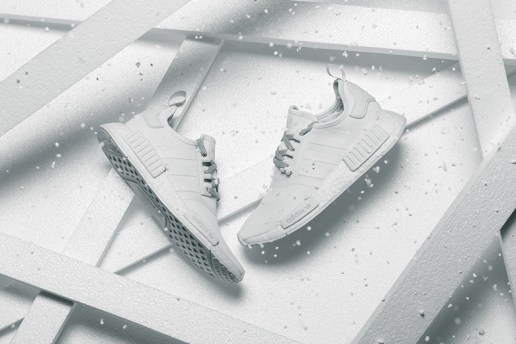 "adidas Originals to Release Limited Edition NMD R1 ""All-White"" at Culture Kings"