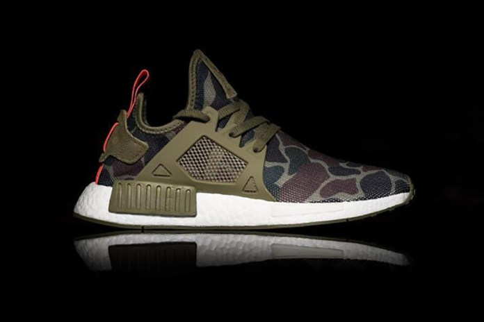 adidas Brings Duck Camo to the NMD XR1