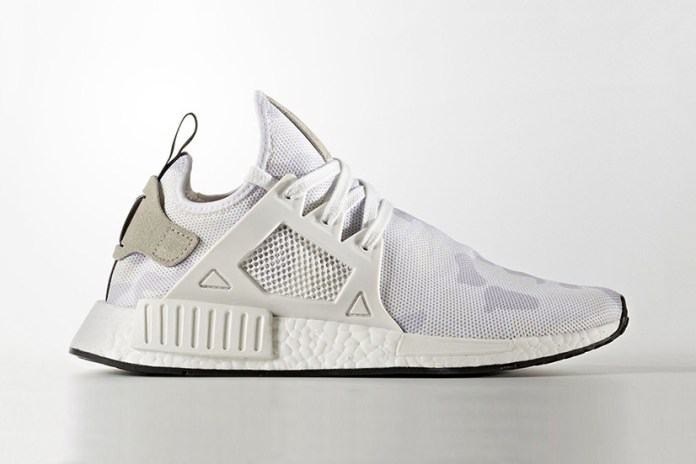 "adidas Will Release White & Black Colorways for ""Duck Camo"" NMD XR1"