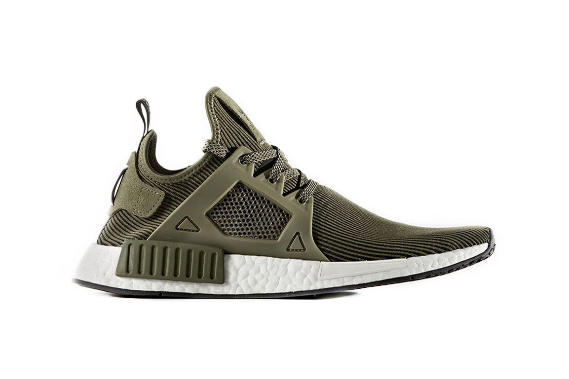 adidas Originals Releases Two New Iterations of the NMD XR1 for Fall
