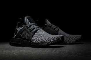 A Closer Look at the All-Black adidas Originals NMD XR1