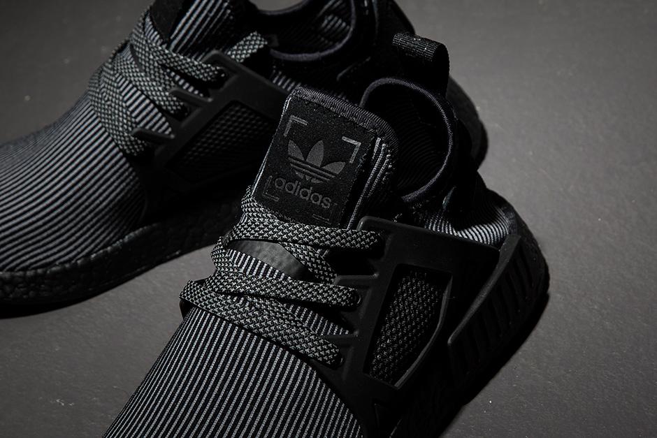 adidas Originals NMD XR1 Triple Black - 1310967