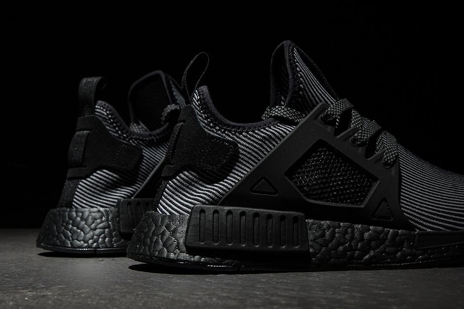 adidas Originals NMD XR1 Triple Black - 1310968