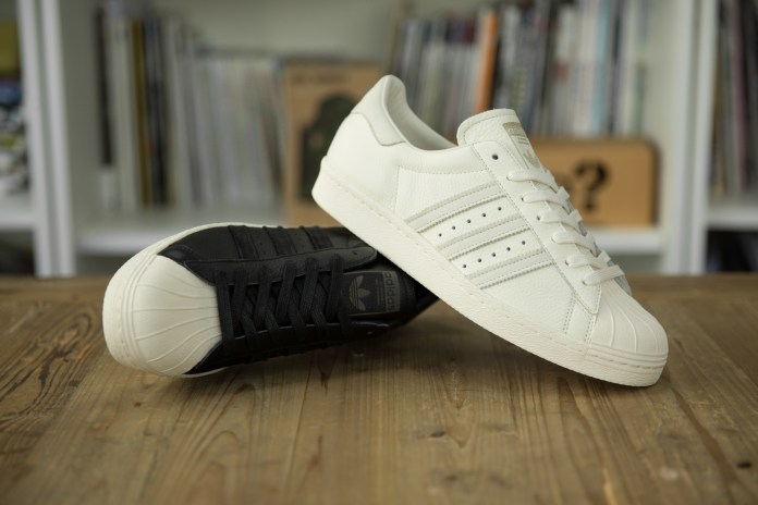 size? Drops Two Exclusive Colorways of the adidas Originals Superstar '80s