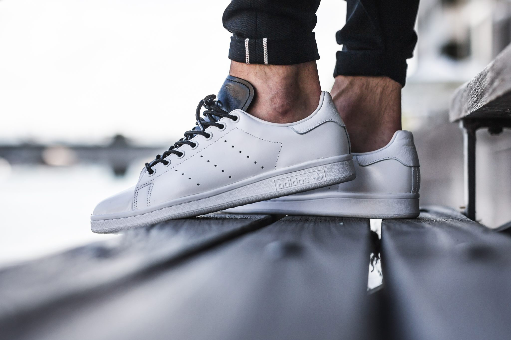adidas Originals Comes up With a Sleek Tuxedo-Inspired Stan Smith