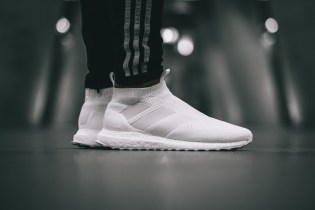 "adidas's PureControl Ultra Boost Releases in a ""Triple White"" Colorway"
