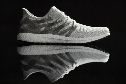 adidas Reveals Its SPEEDFACTORY's First Product, the Futurecraft M.F.G.