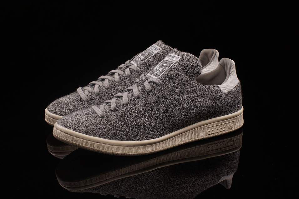 Adidas Primeknit Gray