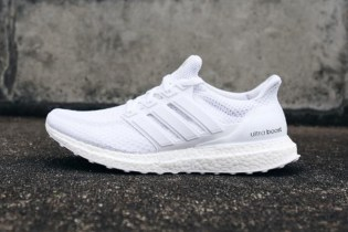 """adidas to Restock the Ultra Boost """"Triple White"""" for the Very Last Time"""