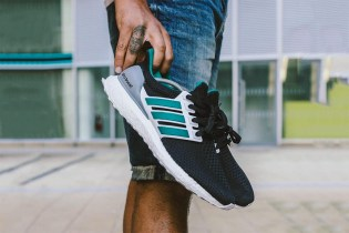 The adidas Ultra Boost Gets the EQT Treatment