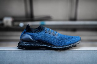 adidas Blacks out the Sole on New Ultra Boost Uncaged Colorway