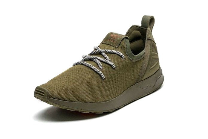adidas Releases an Olive Green ZX Flux ADV X