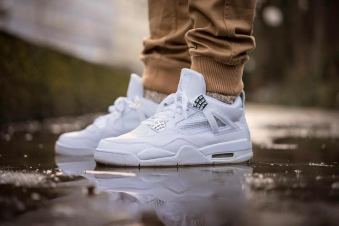 "The Air Jordan 4 ""Pure Money"" Will Make a Comeback Next Summer"