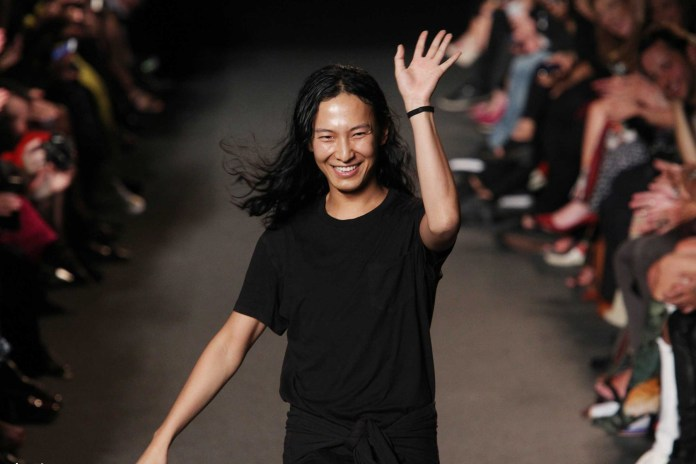 Check out Alexander Wang's 2017 Spring/Summer Runway Show Now