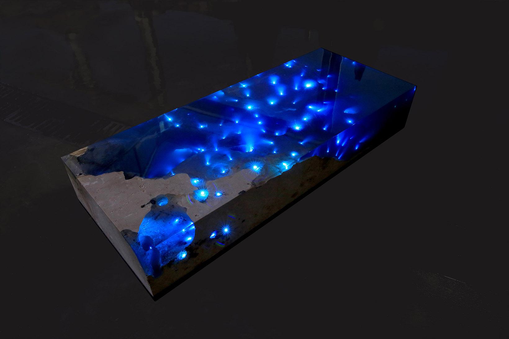 La Table S Quot Starry Sea Quot By Alexandre Chapelin Hypebeast