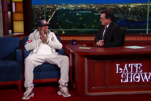 Allen Iverson Visits 'The Late Show' to Discuss the Beating He Took for Today's NBA Players