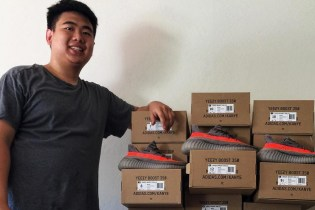 Infamous Sneaker Reseller Allen Kuo Is Back at It With the New Yeezys