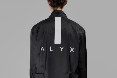 The ALYX x Spidi Rain Jacket Offers Authentic Motorcycling Style