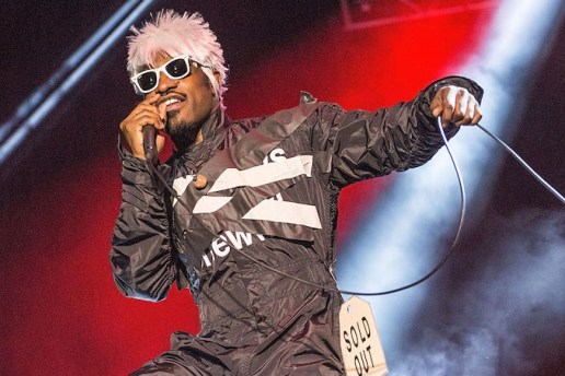 "André 3000 Jumps on the Remix of $ilk Money's ""Decemba"""