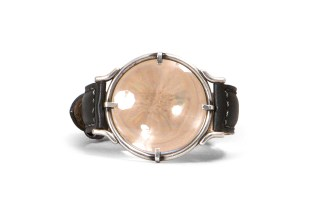 Ann Demeulemeester Releases a Black Loupe Watch