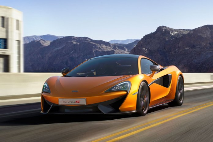 Apple Is Reportedly in Talks to Acquire... McLaren?
