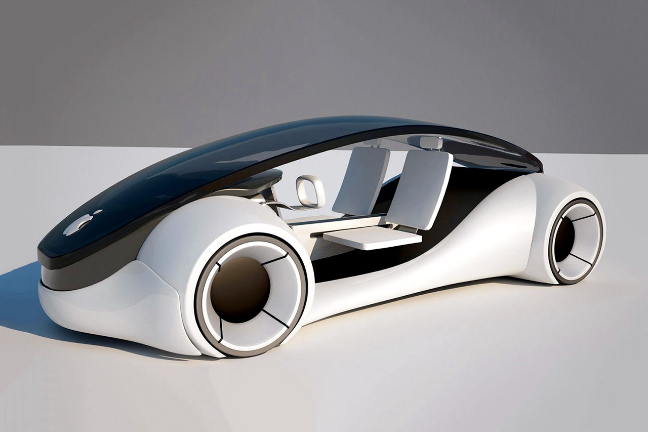 "Apple's ""Project Titan"" May Be Hitting Bumps in the Road self-driving cars tesla google uber"