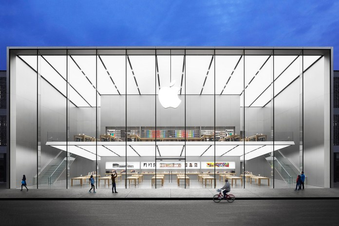 A New Apple Store Is Rumored to Open in South Korea, Right Next to the Samsung Headquarters