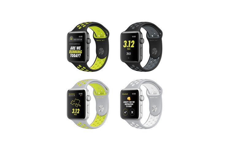 Nike Is Getting Its Own Apple Watch