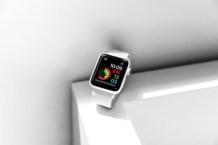 A Closer Look at the Apple Watch Series 2 White Ceramic Edition