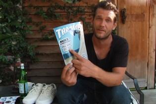 Arto Saari Takes Us Through the Latest Issue of 'Thrasher Magazine'