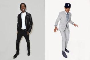 A$AP Rocky and Chance The Rapper Headline Alicia Keys's NYC Black Ball