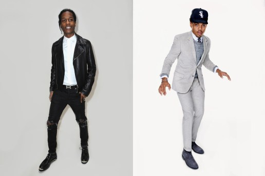 A$AP Rocky and Chance The Rapper Headline Alicia Keys's NYC Black Ball