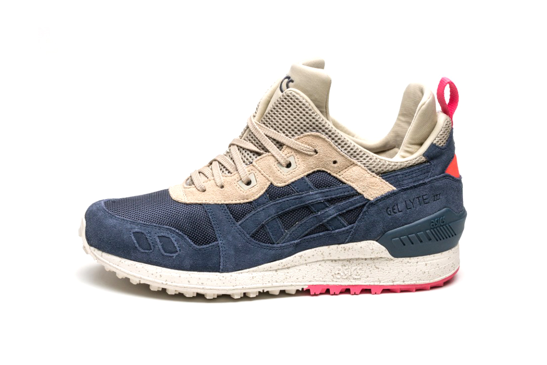 ASICS Transforms the GEL-Lyte III Into a Rugged Mid-Top