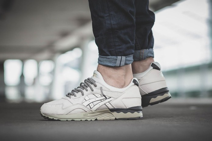 ASICS Drops a Clean Off-White Colorway of the GEL-Lyte V