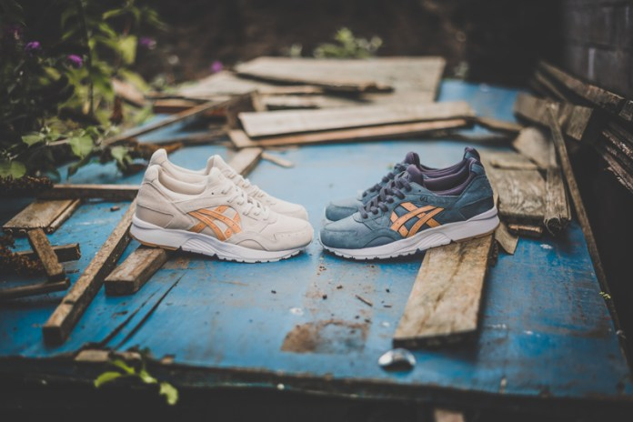ASICS Drops Two Vegetable-Tanned GEL-Lyte Vs